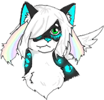 My Fur: Bust by SometimesCats