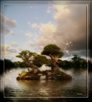 Faerie isle by Ravenclaw1