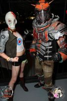 Wasteland Warrior/zombie hunter armor by TwoHornsUnited