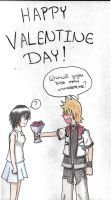 Happy Valentine Day by gamefreak013