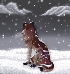 .:winter night:. by spagetti-sauce