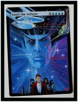 MTG - Enter The Infinite, The Search for Spock ... by LueyDragon