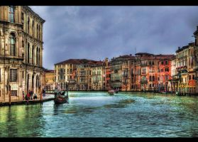 Venice on Acid HDR by ISIK5