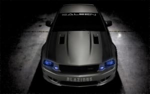 Ford Mustang Wallpaper by BlazingsNL
