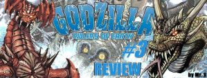 Godzilla: Rulers of Earth #3 REVIEW by Mr-X-The-Kaiju-Freak