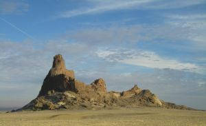 Shiprock NM 0996 by archambers