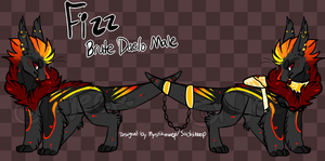 Fizz Myo Daelo Contest Entry by SushiMeep