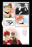 Metal Fight Beyblade Doujinshi pg. 75 by WonChan108