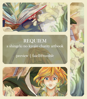Operation Requiem SNK Artbook Preview by Faiell