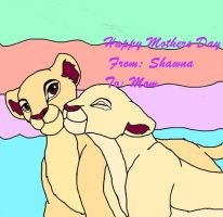 mothers day by perdia100