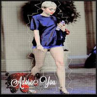 Adore You PSD by DhestinyMeet