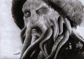 Davy Jones by thekinglion95
