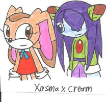 more Xasma x Cream by cmara