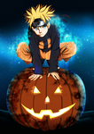 Happy Halloween Naruto by HDDraw