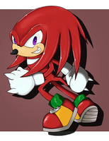 -Knuckles 2- by Hydro-King