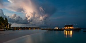 Passing Storms by MarkKenworthy