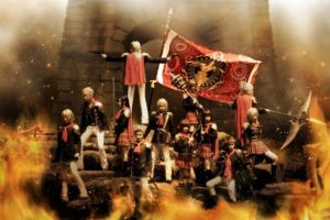 final fantasy type-0 by 29122