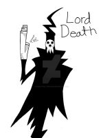 Lord Death! by SoulEaterLover123123