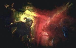The Witcher 2 Wallpaper by iamsointense
