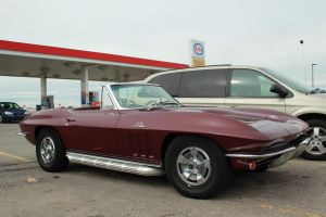 Truck Stop Vette by KyleAndTheClassics