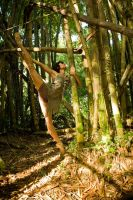 Bamboo Dance... by Neds-Brigade