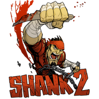 Shank 2 Icon by Ni8crawler