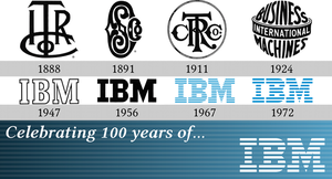 100 years of IBM by norbert79