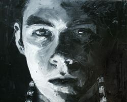 Stiles in oil by ihni