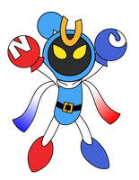 Magnet Bomber - Super Bomberman R by ProduccionesM121
