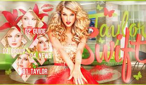 Taylor Swift by Euphoria26