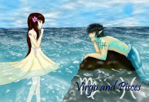 Opposites Attract: Virgo and Pisces by inKarnidine