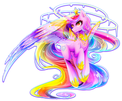 Princess Cadence by Koveliana