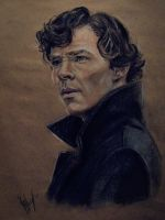 My lovely Sherlock) Thank you so much for 3 season by kssu24