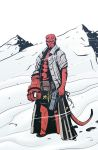 Weekly Character A to Z - Hellboy by StMan