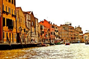 For the Love of Venice by TeaPhotography
