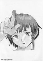 Lain by Fayeuh