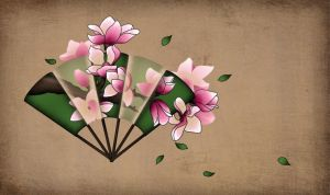 Magnolia tattoo by my-name-is-annie