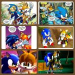 Sonic and Tails: Brothers Forever by GregoryFields