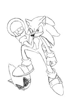 Priority One: Hedgehog- WIP by sonicblitz91