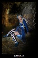 Doors of chaos - Clarissa Rezelput by ayalaure by Nerine-ayalaure