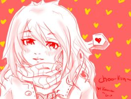 choo heart by PaltaMayo