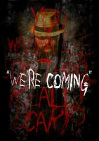 Bray Wyatt - We're coming promo by WKneeshaw