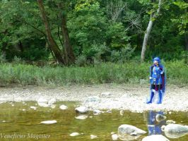 Marth: Along the River by VeneficusMagister