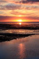 Normandy Sunset 2 by YunaHeileen