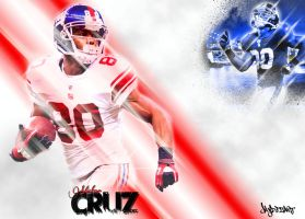 Victor Cruz by jay-hood