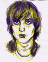 Julian Casablancas by Ghoulsnap