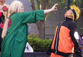 Tsunade Cosplay- 3 of 6 by HotaruTenshi