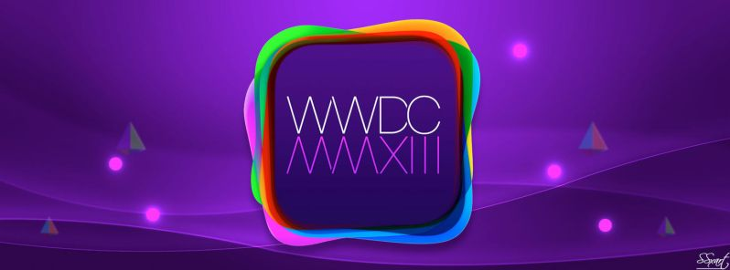 WWDC 2013 Apple Facebook cover by SSxArt