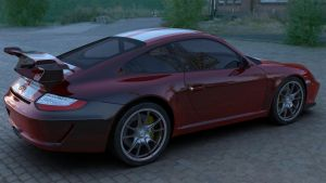 Porsche GT3 Rear by rulerz96