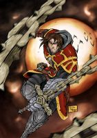 Castlevania Lords of Shadow by GravedFish